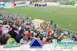 Inauguração do Estádio Gilberto Cardoso