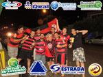 Brumado: Flamenguistas comemoram título da Copa do Brasil
