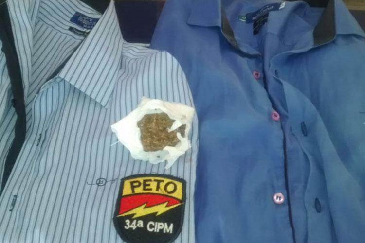 Brumado: Suspeito de assaltar churrascaria na Exupério Pinheiro Canguçu é preso