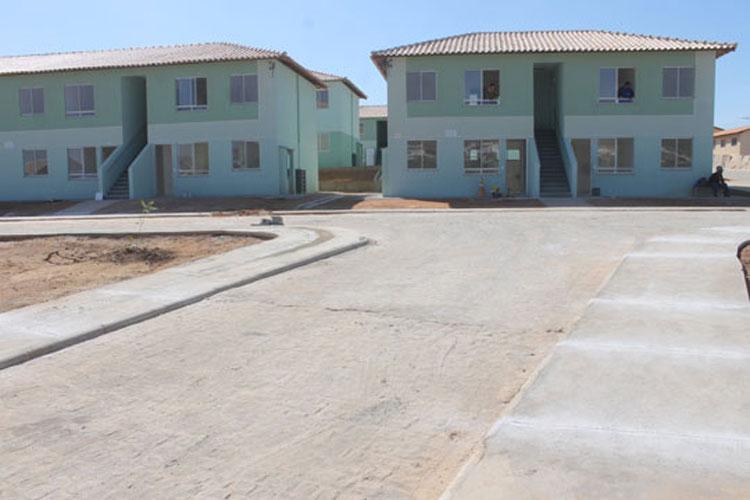 Prefeitura notifica moradias irregulares no Minha Casa Minha Vida em Brumado