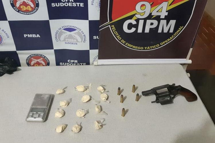 Acusados de tentativa de homicídio são presos na cidade de Caetité