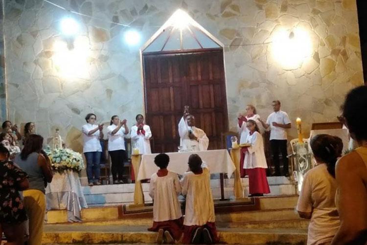 Dia de Nossa Senhora de Fátima é celebrado com festa em Brumado
