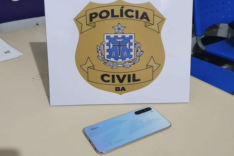 Brumado: Delegado explica utilização de ferramenta da SSP para recuperação de celular