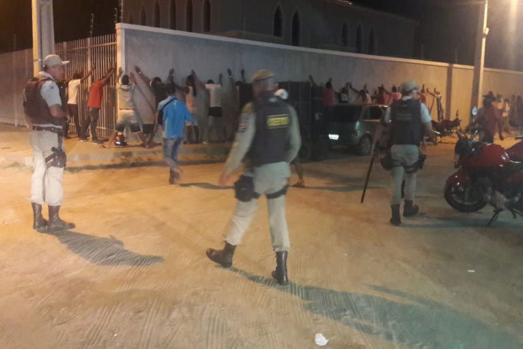 Operação Força Tática: PM intensifica patrulhamento durante às noites em Guanambi