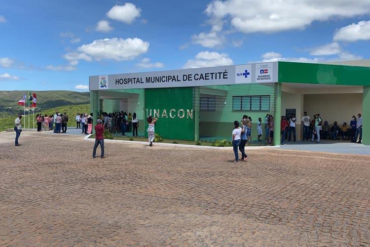 Caetité: 'Hospital oncológico só foi inaugurado com fins eleitorais, mas ainda não funciona', denuncia prefeito eleito