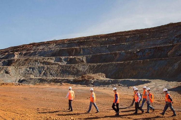 Primeiras exportações da Mina Pedra de Ferro em Caetité já estão sendo realizadas