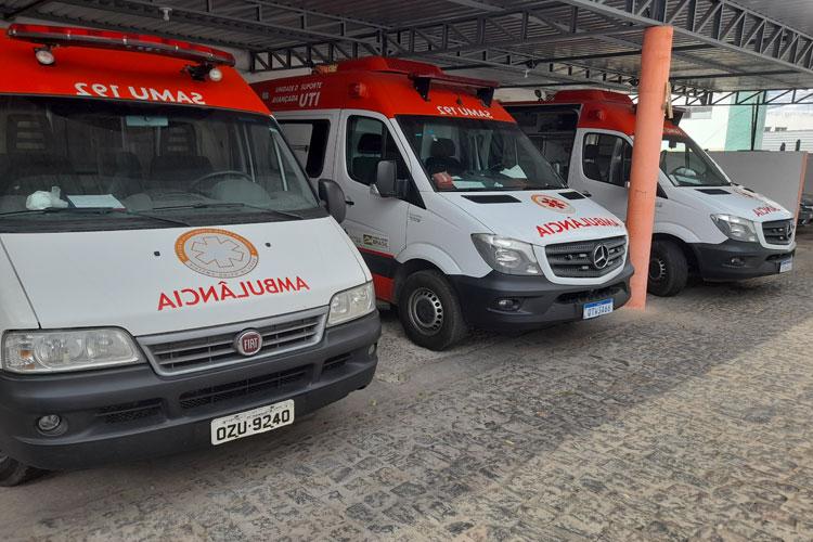 Pandemia eleva demanda de atendimentos do Samu 192 na Regional de Brumado