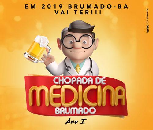 Chopada de Medicina será realizada pela primeira vez em Brumado