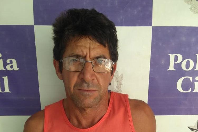 Guanambi: Homem é preso acusado de estuprar enteada de 11 anos