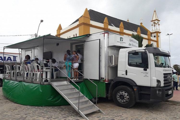 Ituaçu e Paramirim receberão Unidade Móvel da Defensoria Pública este mês