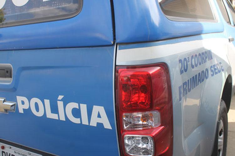 Homem condenado a mais de 6 anos pela justiça é preso em Brumado