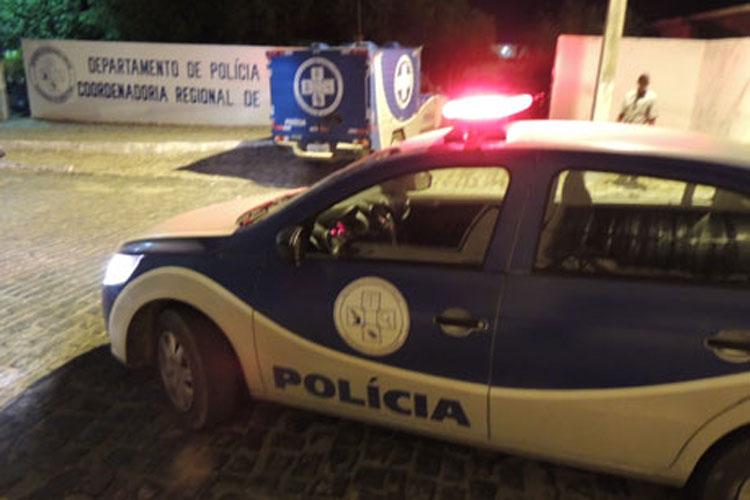 Mulher é encontrada morta dentro de uma lagoa no Distrito de Ibitira em Rio do Antônio