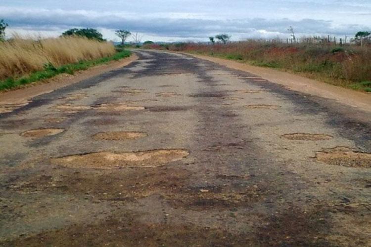 Sudoeste da Bahia: Trecho da BA-156 vai ser asfaltado pelo governo do estado
