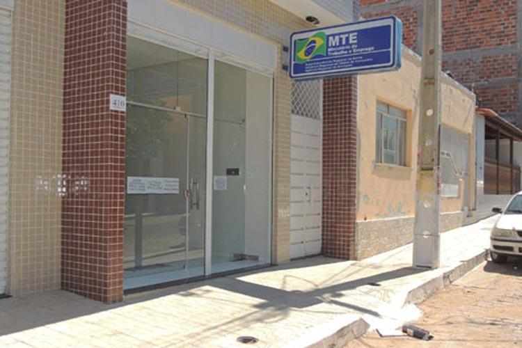 Agência Regional do Trabalho em Brumado funcionará em novo endereço