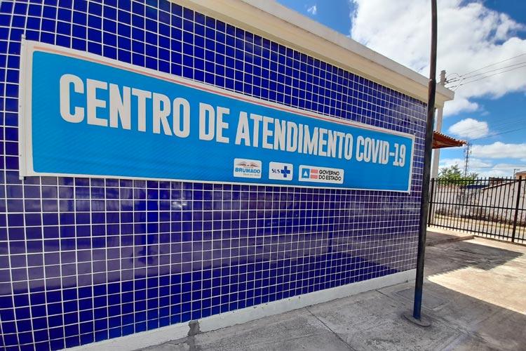 Dados do Centro Covid-19 confirmam crescimento nos atendimentos após eleições na região de Brumado