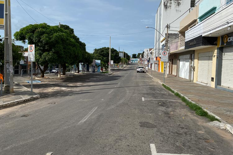 Com alta da Covid-19, Bahia terá lockdown neste fim de semana
