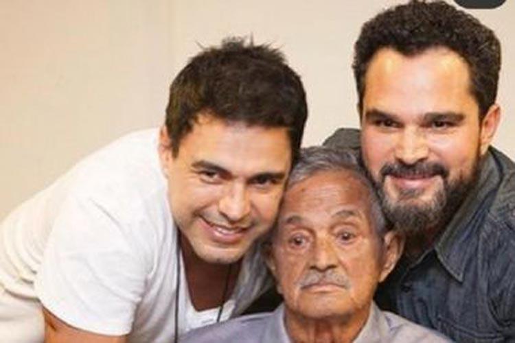 Pai de Zezé di Camargo e Luciano morre aos 84 anos