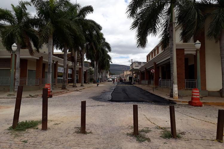 Brumado: Prefeitura estima que passagem de linha férrea será liberada até o final do ano