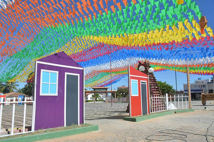 Guajeru recebe recursos da Bahiatursa para realização dos festejos de São Pedro