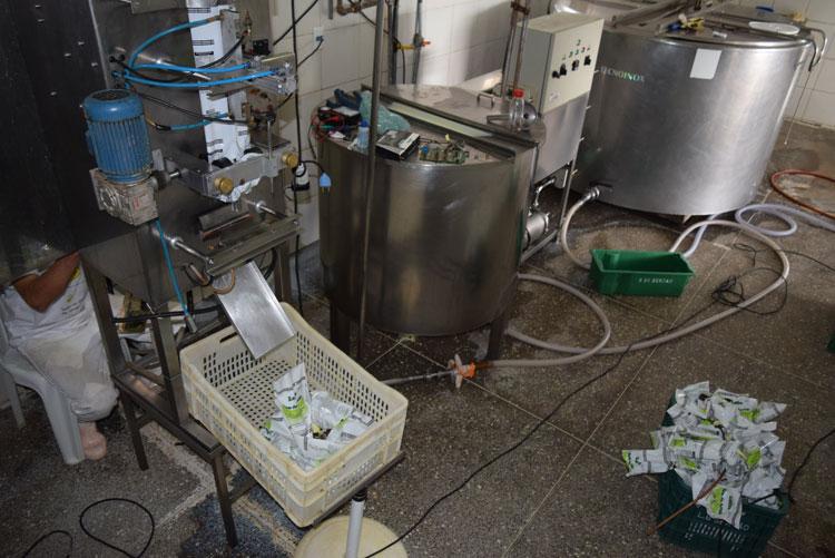 Brumado: Usinas de leite e umbu serão beneficiadas com programa de requalificação