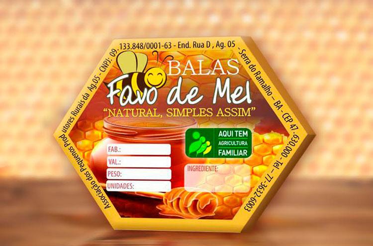 Serra do Ramalho: Bala de mel será exposta em feira internacional na África do Sul