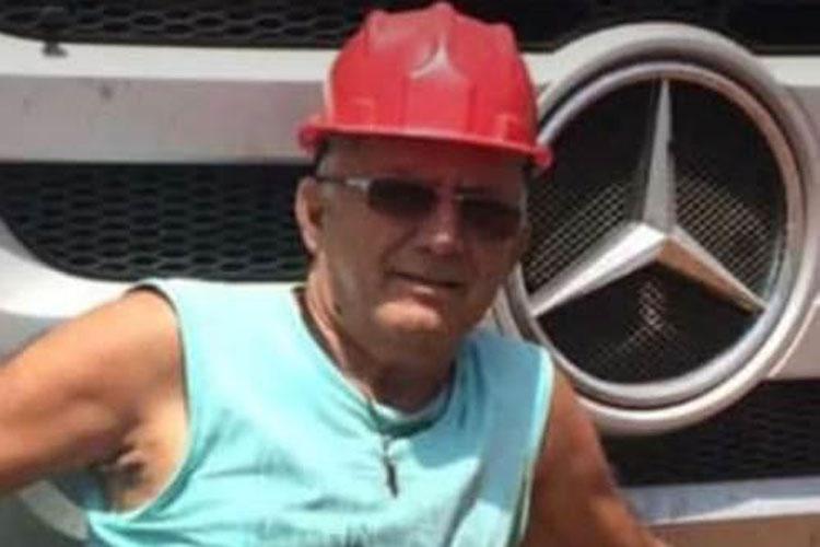 Caetité: Família oferece R$ 10 mil para quem indicar paradeiro de caminhoneiro desaparecido