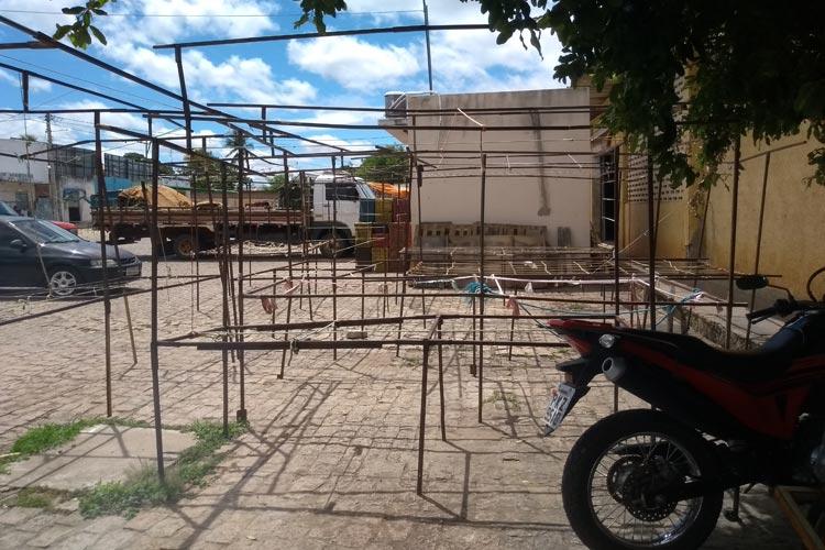 Coronavírus: Mercado Municipal de Brumado funcionará aos sábados até o meio dia