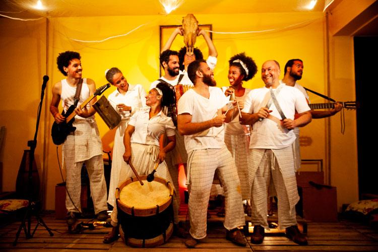 Caetité: Espetáculo Sertão apresenta-se nos dias 05 e 06 de abril