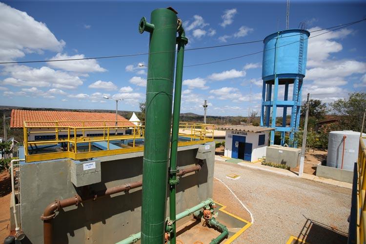 Cinco localidades do município de Rio do Pires serão beneficiadas com obras de abastecimento de água