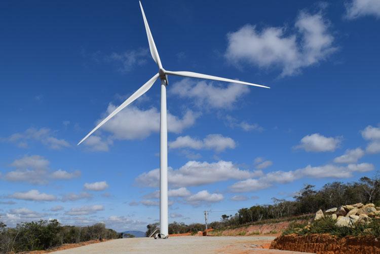 Caetité será beneficiada com novos projetos eólicos