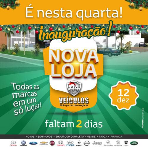 A4 Veículos inaugura novo espaço nesta quarta-feira (12) em Brumado