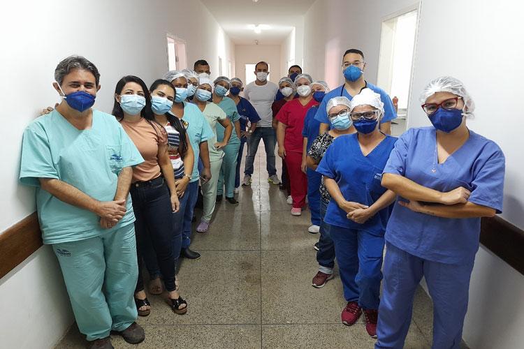 Centro de Atendimento Covid registra quase 10 mil atendimentos no primeiro ano de atuação em Brumado