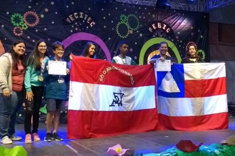 Caetité: Alunos do município irão se apresentar em Feira Internacional de Tecnologia