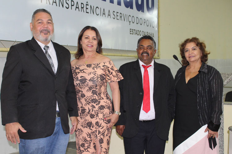 Reeleito presidente da Câmara de Vereadores de Brumado, Léo Vasconcelos faz projeção para o próximo biênio