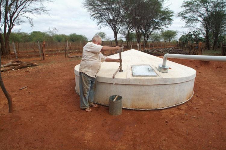 Guanambi, Caetité e municípios da região receberão 346 cisternas em comunidades quilombolas