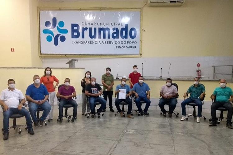 Câmara de Brumado repassa R$ 100 mil à prefeitura para compra de cestas básicas para famílias carentes