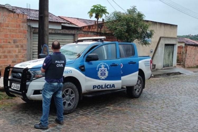 Suspeito de sequestrar as próprias filhas no Ceará é preso no interior da Bahia