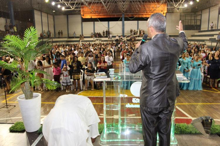 Igreja Assembleia de Deus celebra jubileu de 60 anos na cidade de Brumado