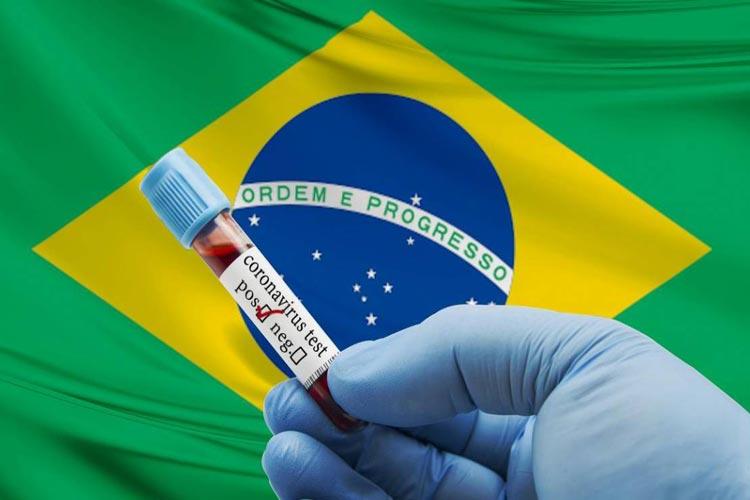 Brasil tem 9.216 casos diagnosticados de Covid-19 e 365 mortos