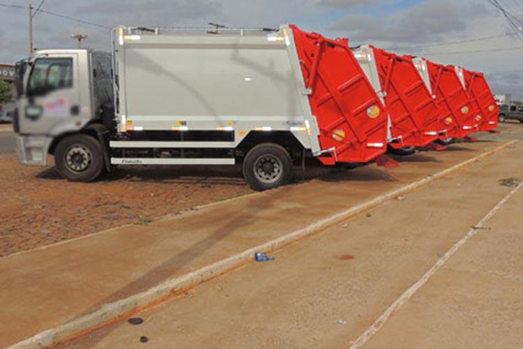 Brumado: Coleta de lixo será antecipada no próximo sábado (14)