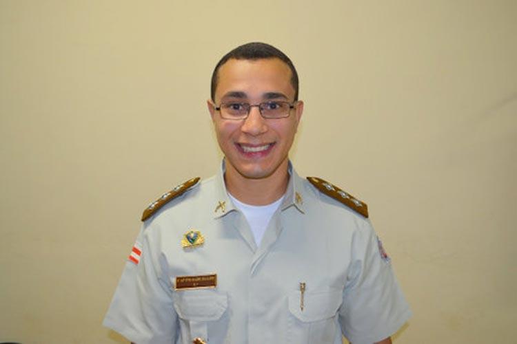Capitão Barcellos é o novo coordenador do Cicom em Brumado