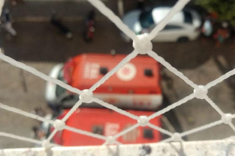 Jovem de 22 anos cai de prédio no centro da cidade de Brumado