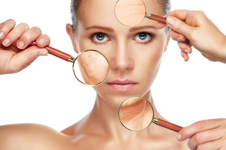 Cabelo branco, envelhecimento da pele e outros efeitos visíveis do stress