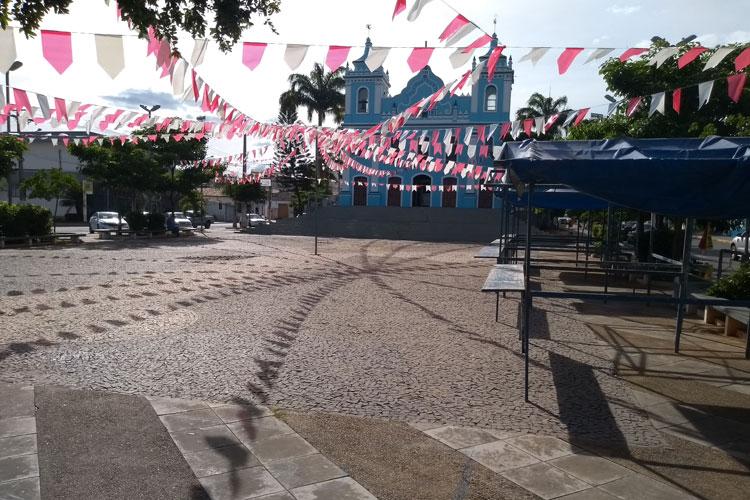 Comunidade Católica inicia tríduo de celebração a São Sebastião em Brumado