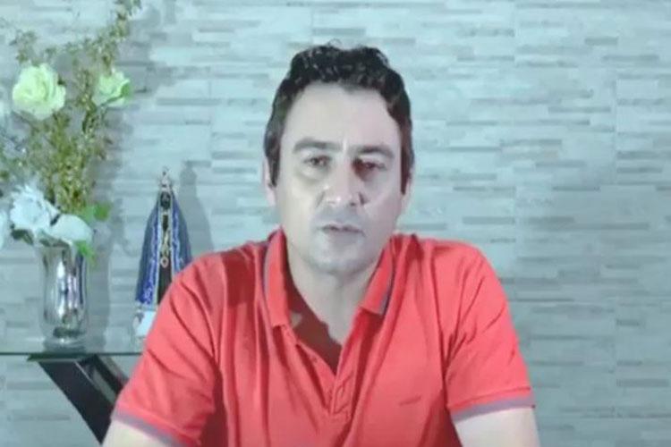 Brumado: Márcio Moreira recebe alta do Hospital Sírio Libanês após ser curado da Covid-19