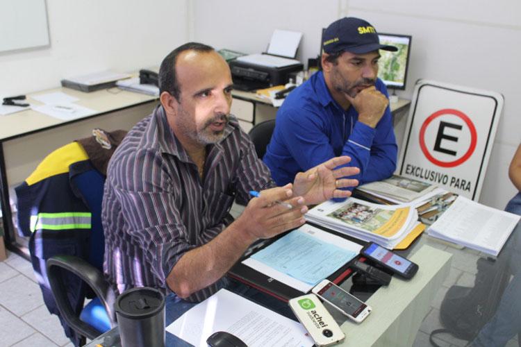 Mesmo com resistência de mototaxistas, prefeitura publicará minuta de regulamentação dos serviços em Brumado