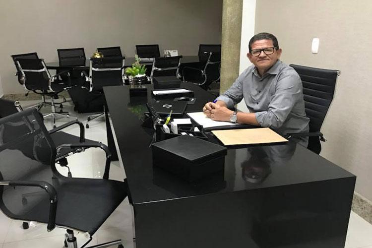 Prefeito de Caculé anuncia 22 obras em andamento no município