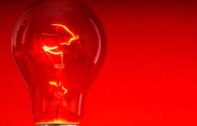 Com bandeira vermelha, conta de luz deve ficar mais cara