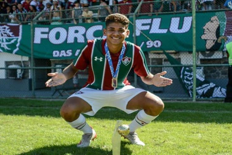 Natural de Livramento de Nossa Senhora, João Neto, é convocado para seleção brasileira sub-17
