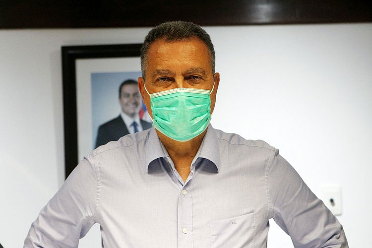 Rui Costa fala em 50% da população baiana vacinada até o meio do ano